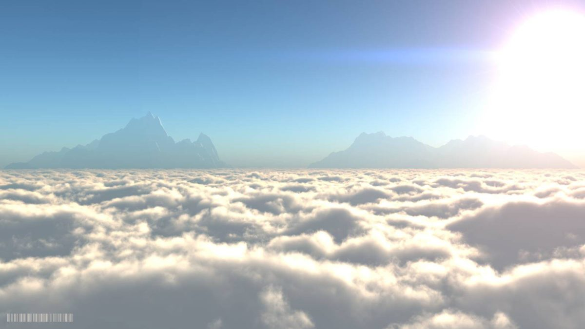 rise above the clouds omraam words of light